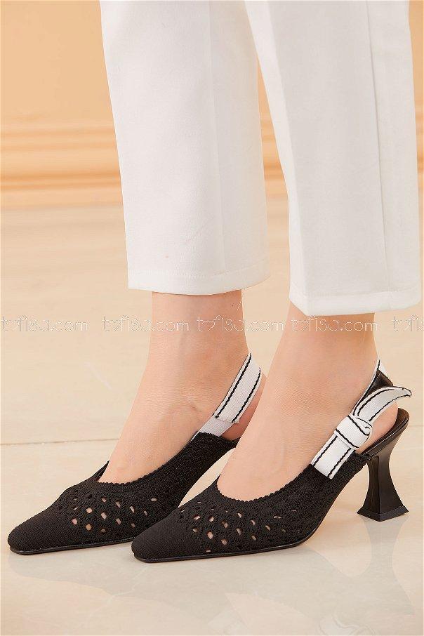 Topuklu Ayakkabı SIYAH - 20576