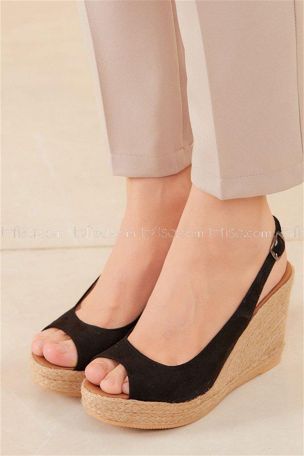 Topuklu Ayakkabı SIYAH - 20593