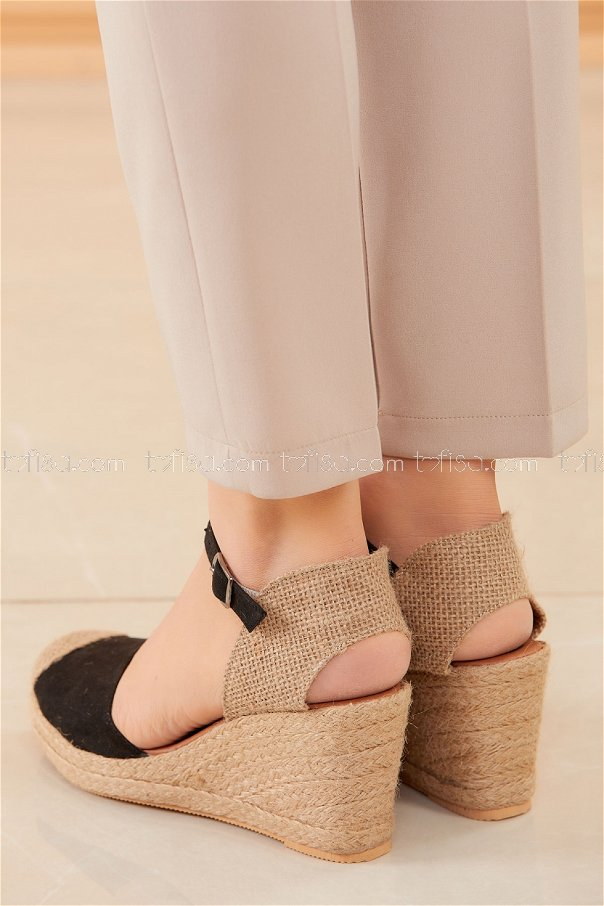 Topuklu Ayakkabı SIYAH - 20594