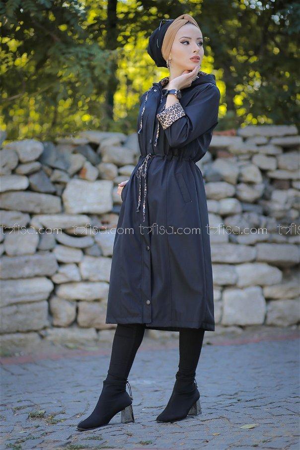 Trenç Mont Astarlı Siyah - 1297