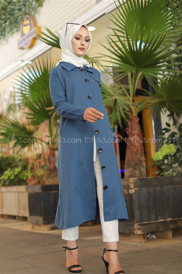 Trench Blue - 3045