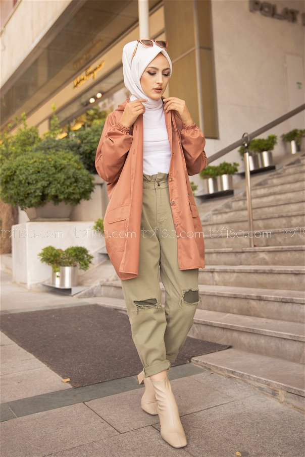 Trench Mink - 13088