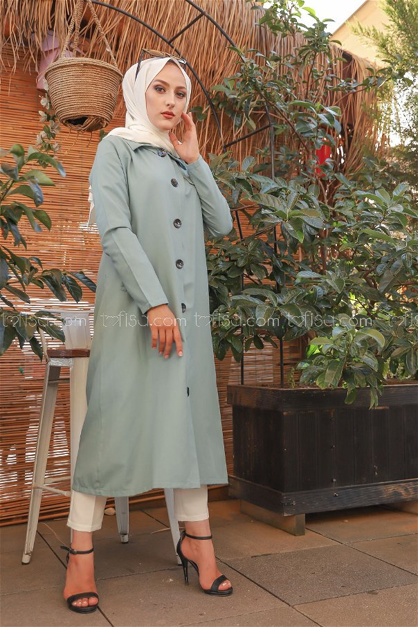 Trench Mint - 3045
