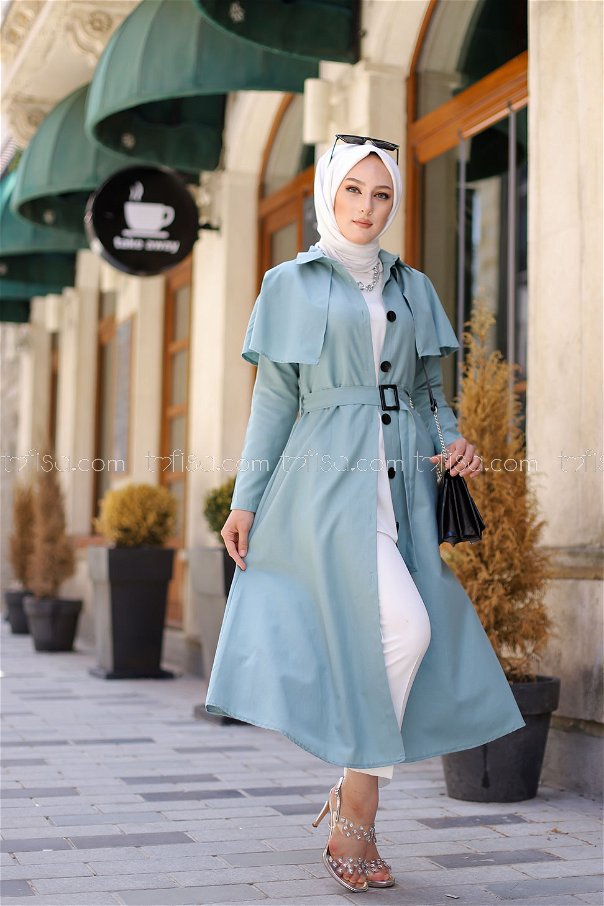Trench Mint - 3056