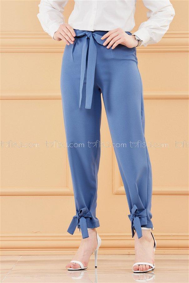 Trousers INDIGO - 3524