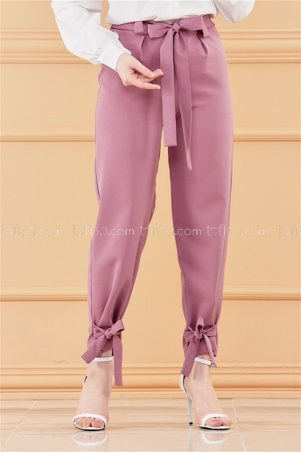 Trousers LILAC - 3524