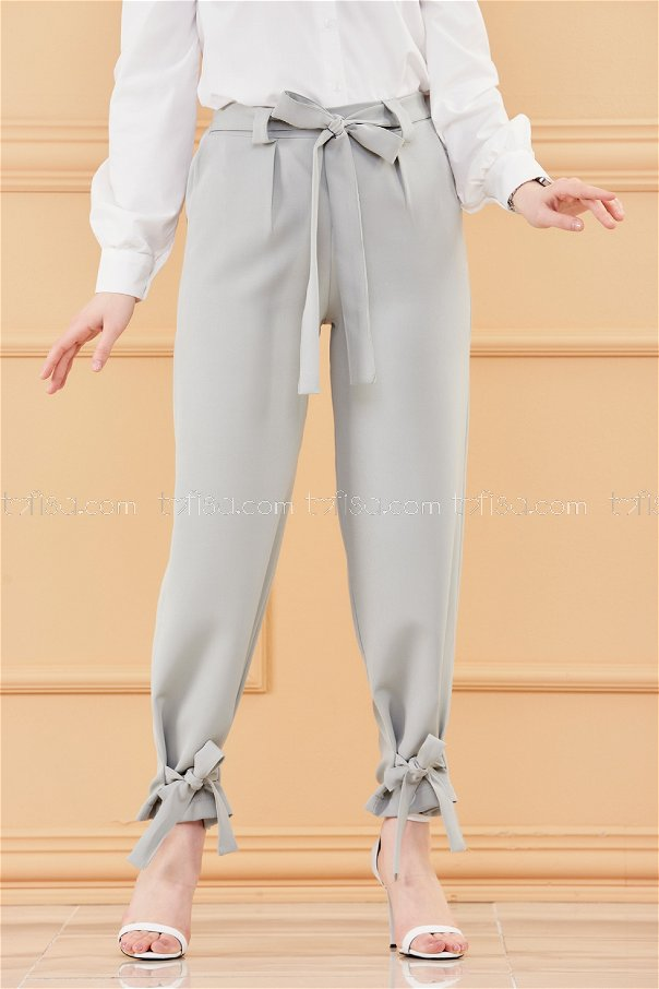 Trousers MİNT- 3524