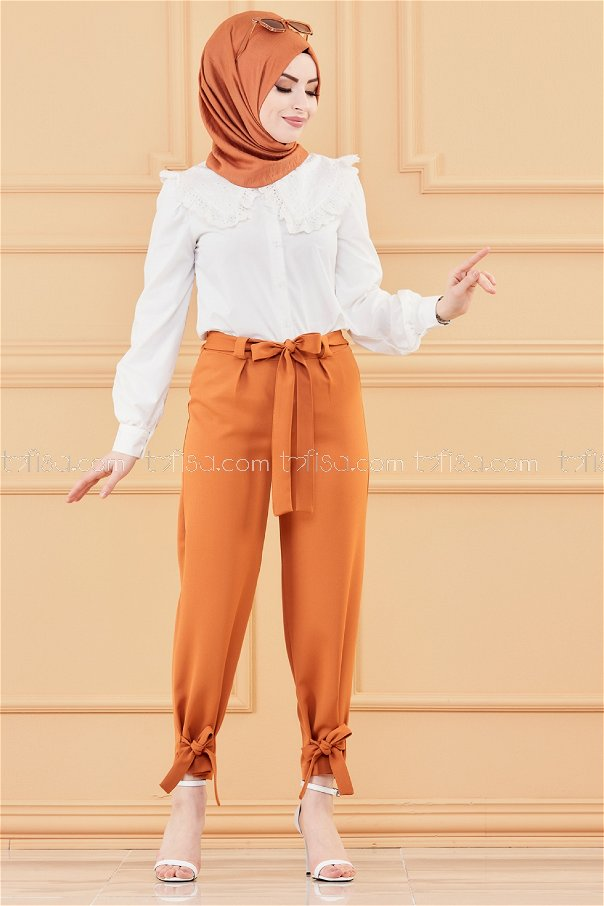 Trousers TILE - 3524
