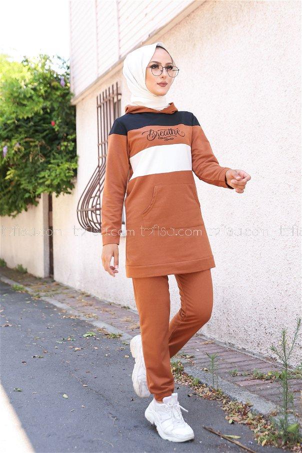 Tunic and Pants Taba - 2813