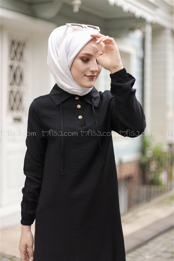 Tunic Black - 3078