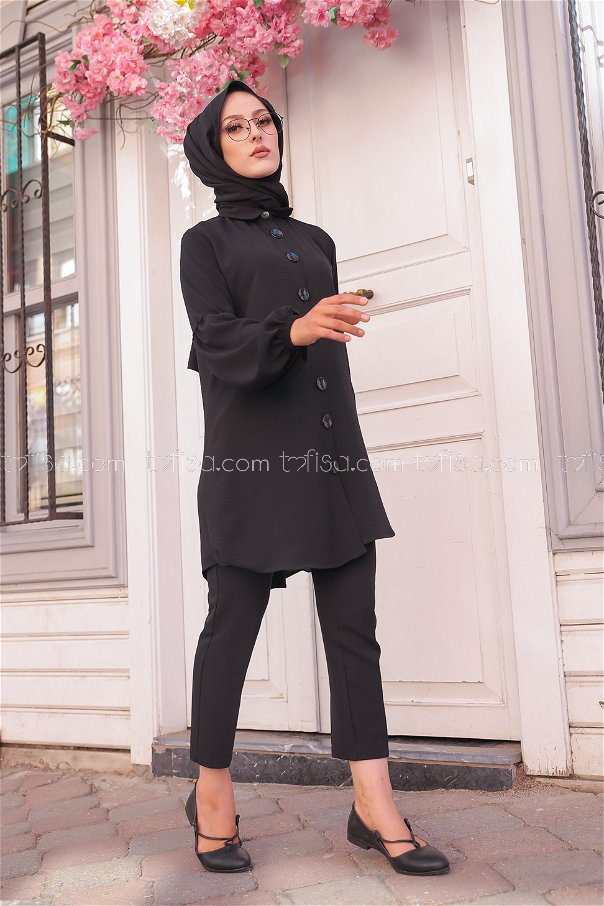 Tunic Black - 3254