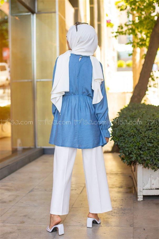 Tunic Blue - 3265