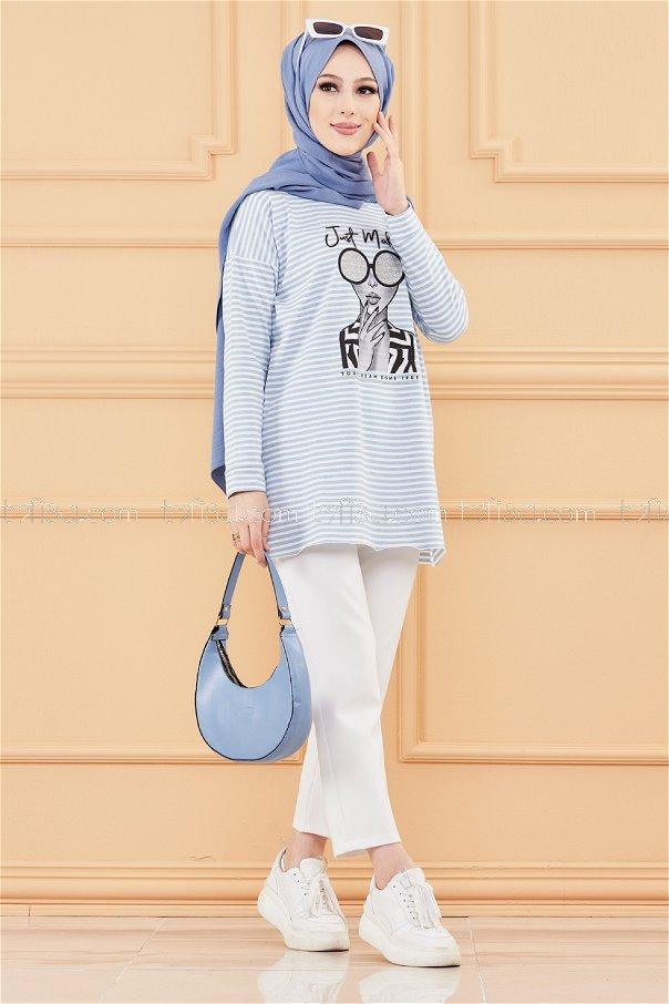 Tunic Blue - 8735