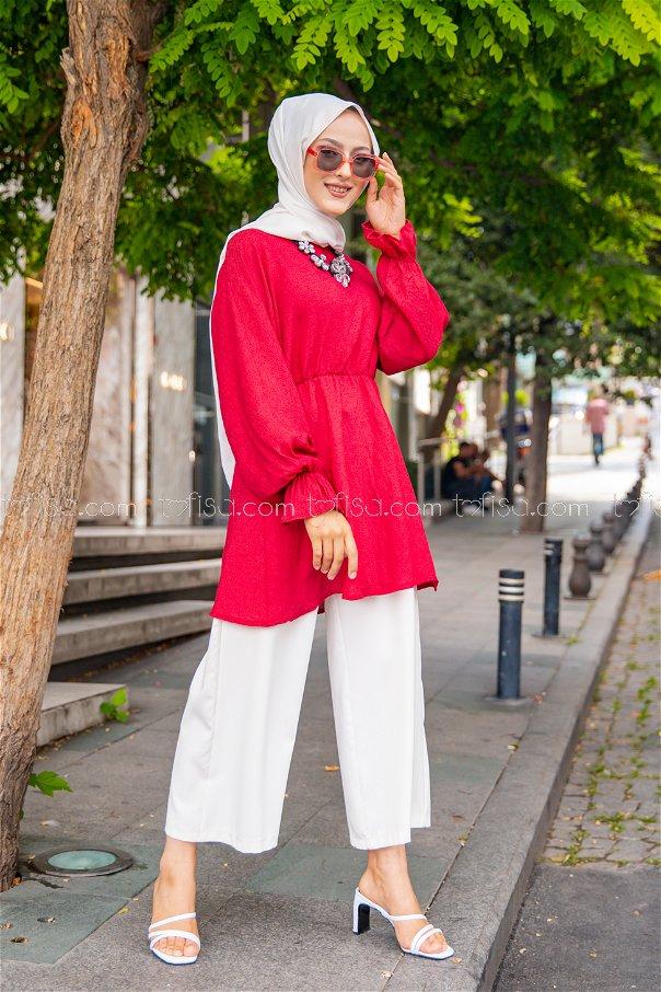 Tunic Claret Red - 3265
