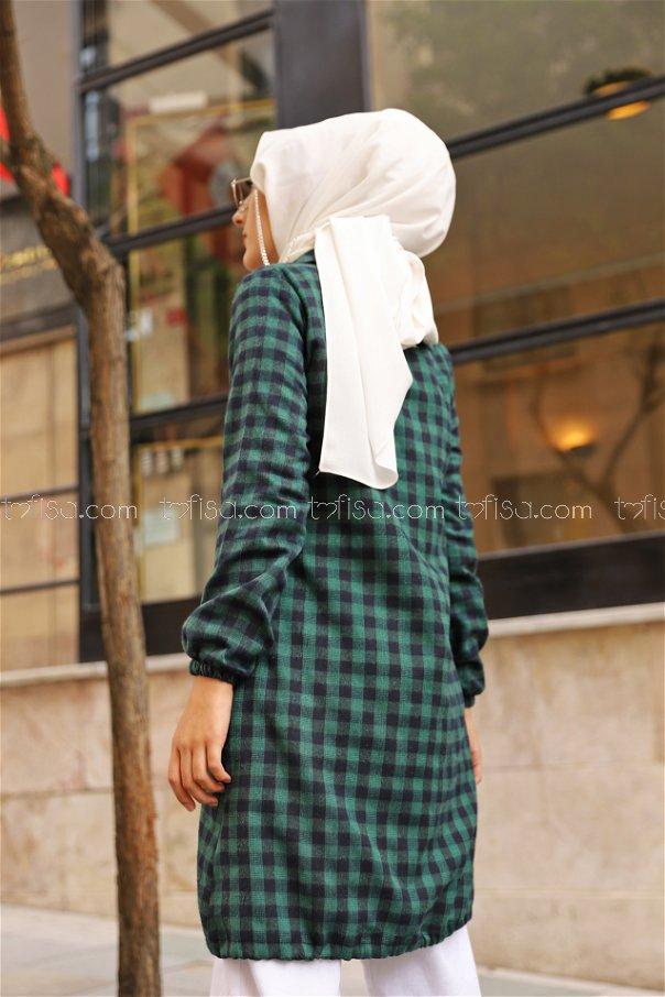 Tunic Emerald - 3294