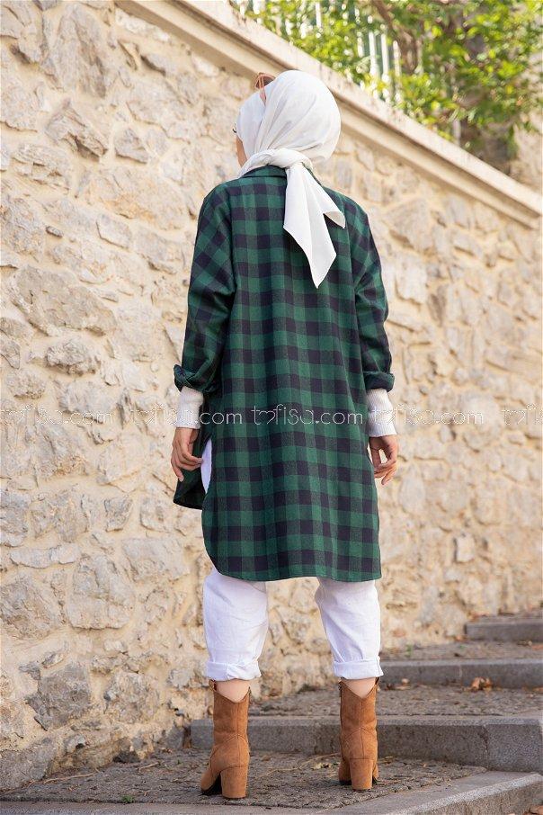 Tunic Emerald - 3298