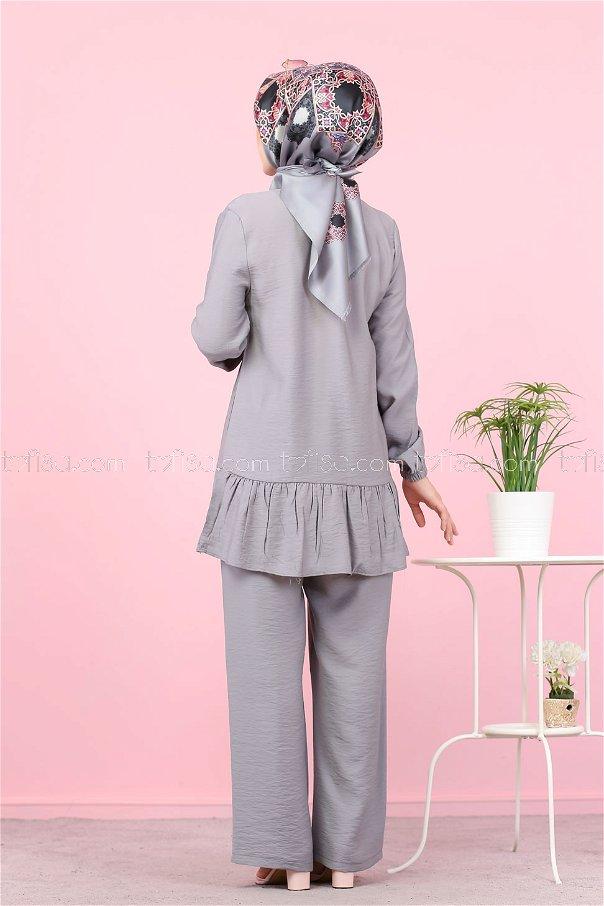 Tunic Grey - 3077
