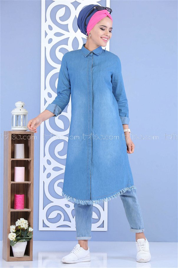 Tunic Jeans blue - 02 7152