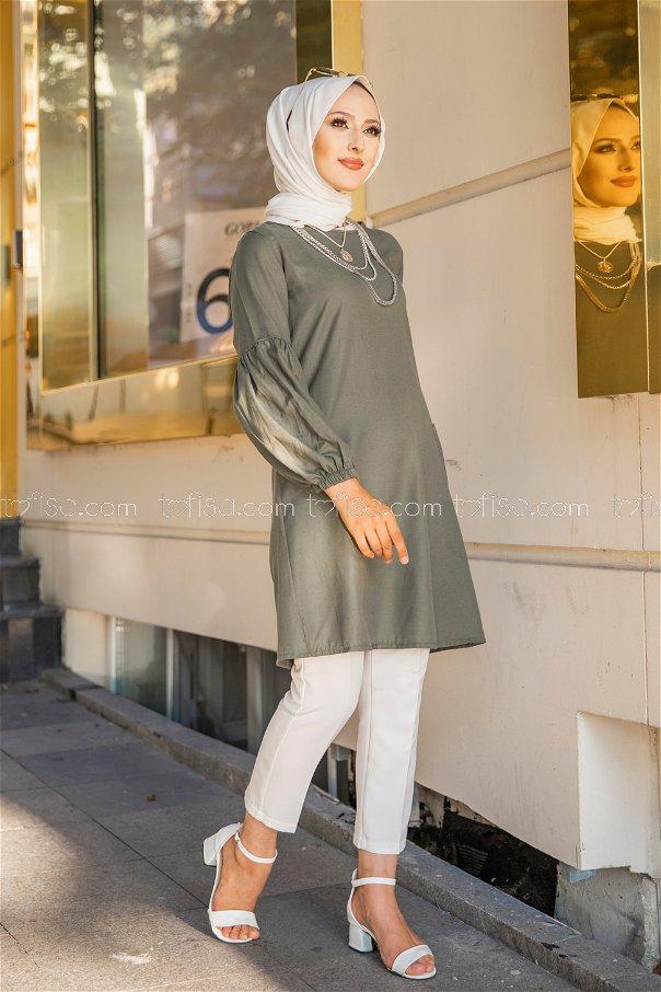 Tunic Khaki -3026