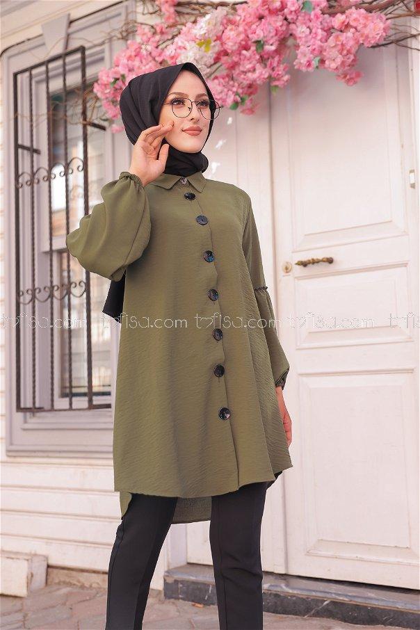 Tunic Khaki - 3254