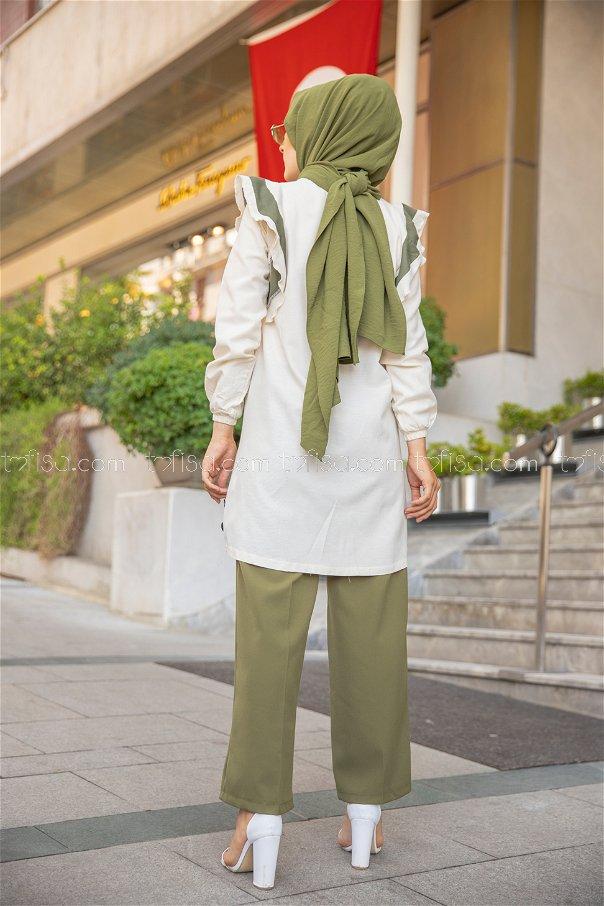 Tunic Light Khaki - 3076