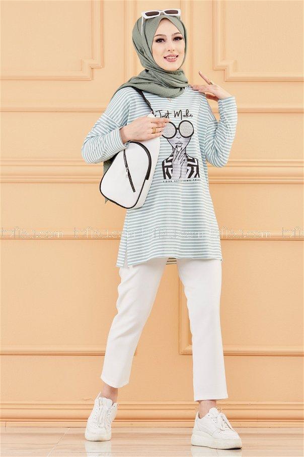 Tunic Mint - 8735