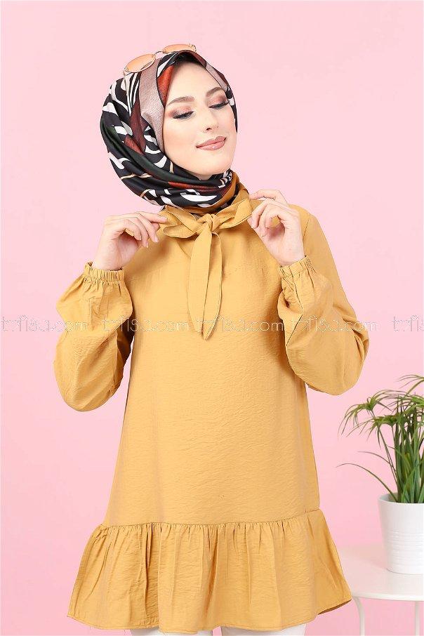 Tunic Mustard - 3077