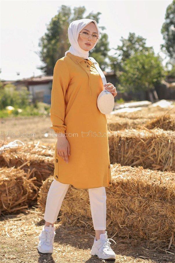 Tunic Mustard - 3078