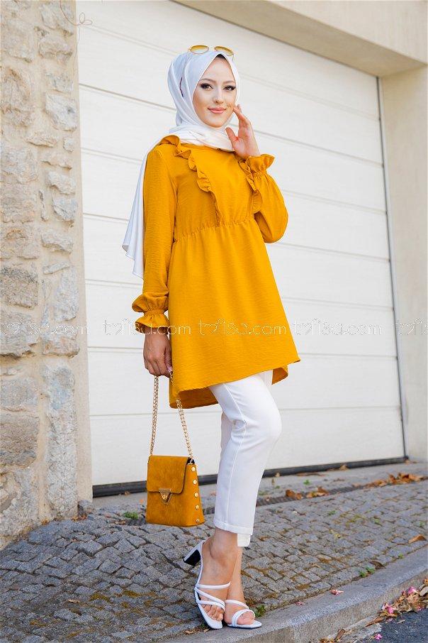 Tunic Mustard - 3263