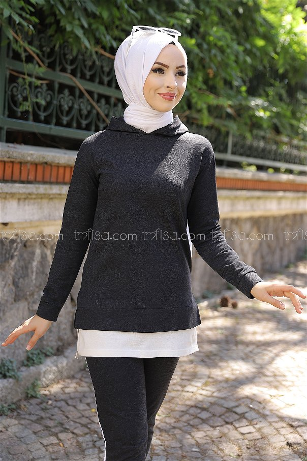 Tunic Pant Anthracite - 8330
