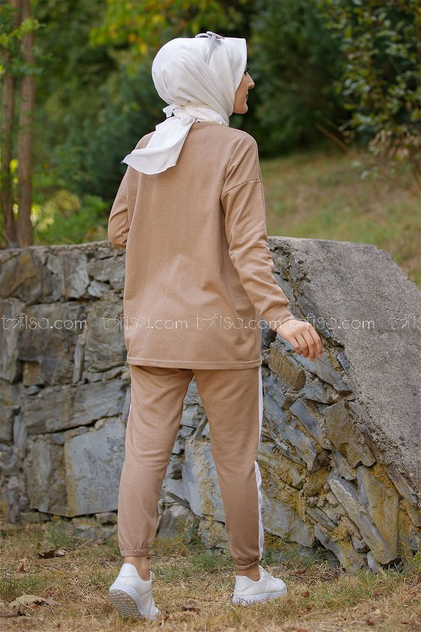 Tunic Pant Biscuit - 8412