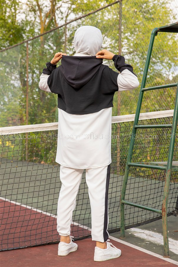 Tunic Pant Black - 3261