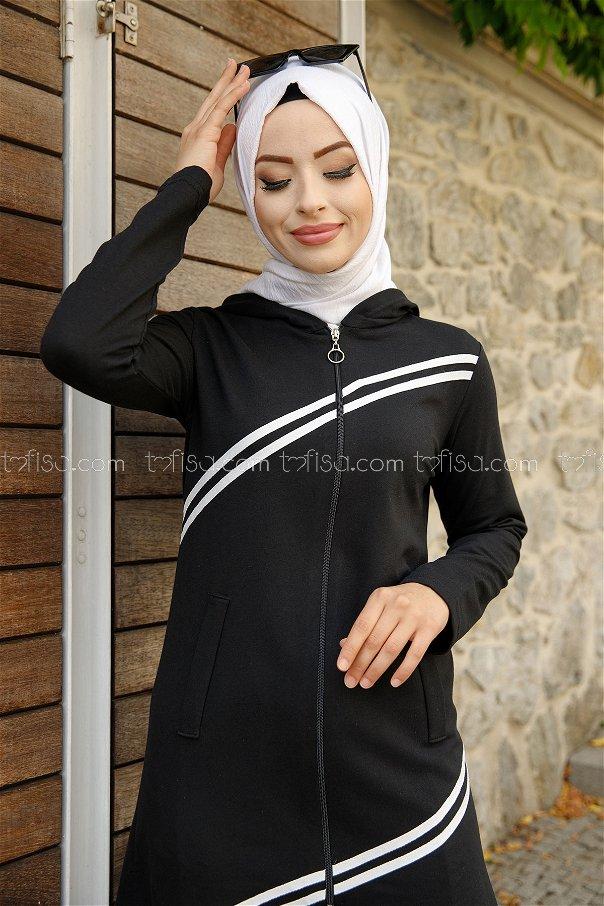 Tunic Pant Black - 4117