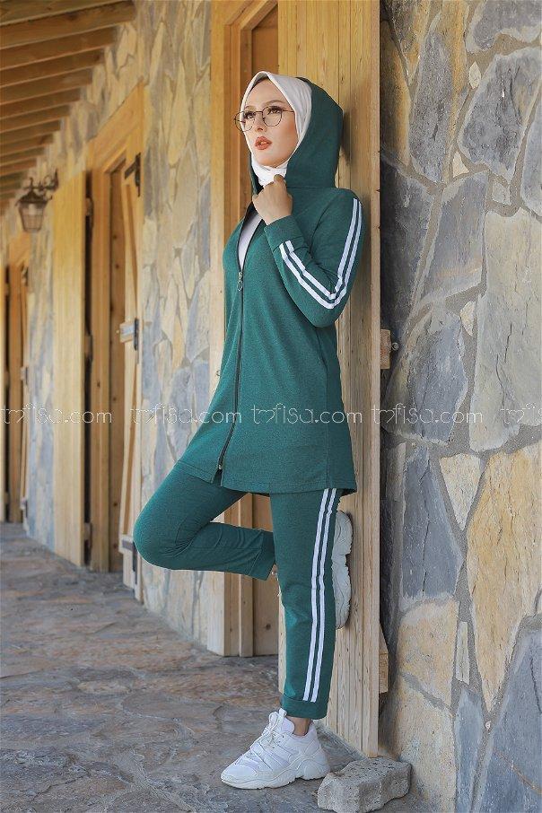 Tunic Pant Emerald - 4126