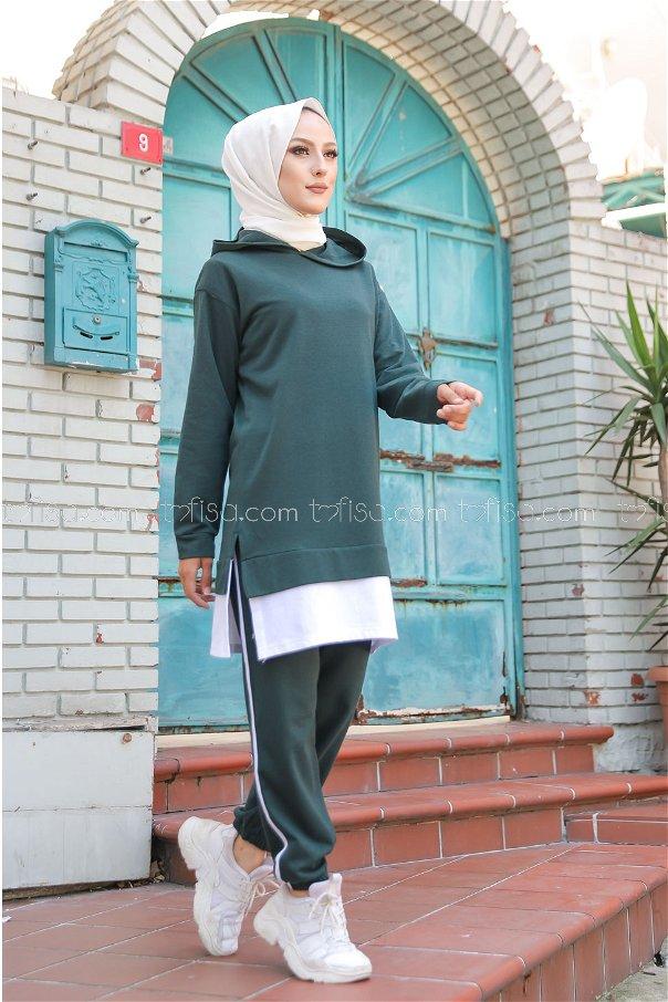 Tunic Pant Emerald - 8330