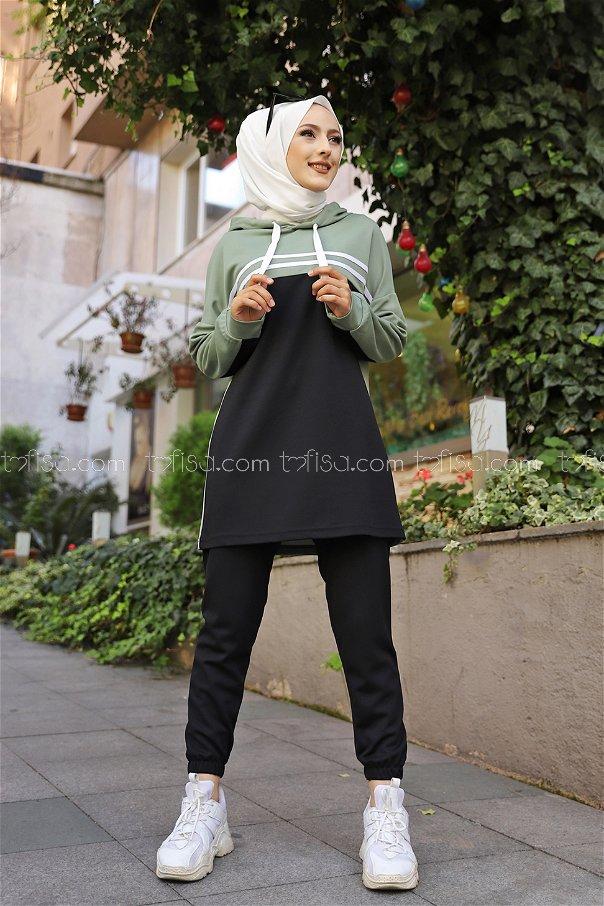 Tunic Pant Green - 3302