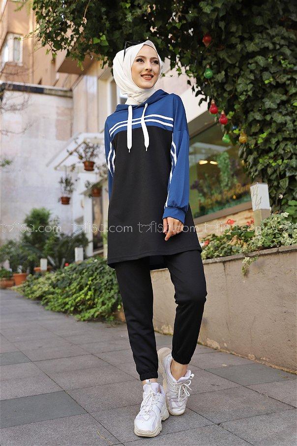 Tunic Pant Indigo - 3302