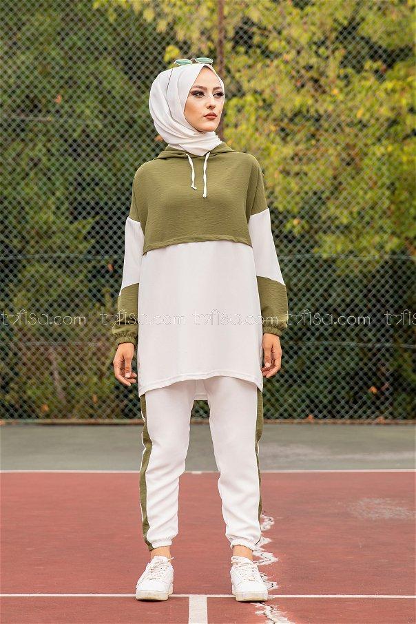 Tunic Pant Khaki - 3261