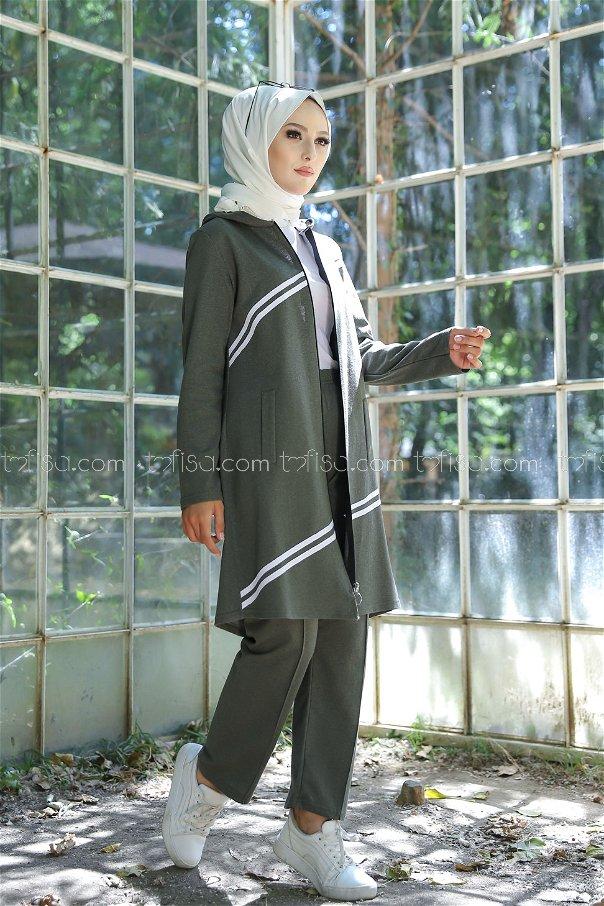 Tunic Pant Khaki - 4117