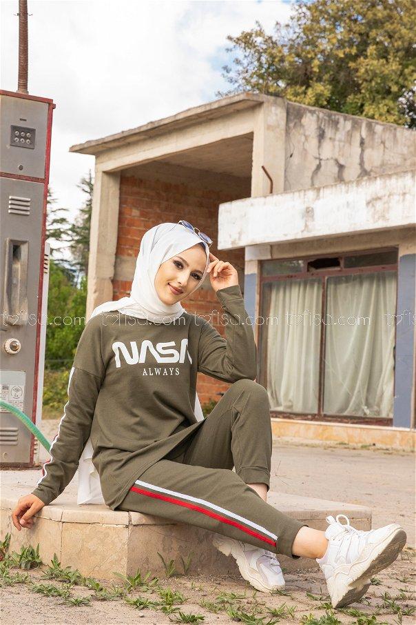 Tunic Pant Khaki- 4141