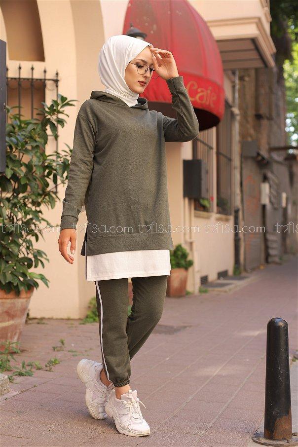 Tunic Pant Khaki - 8330