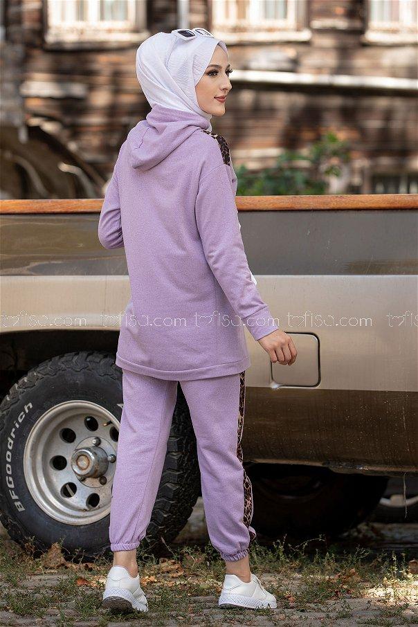 Tunic Pant Lilac - 8328