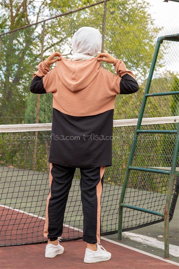 Tunic Pant Mink - 3261