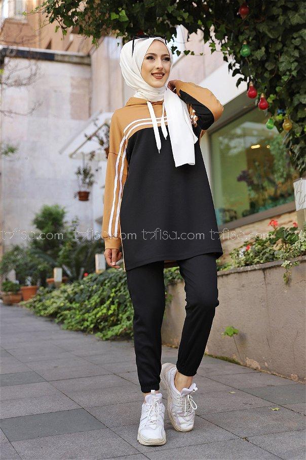 Tunic Pant Mink - 3302