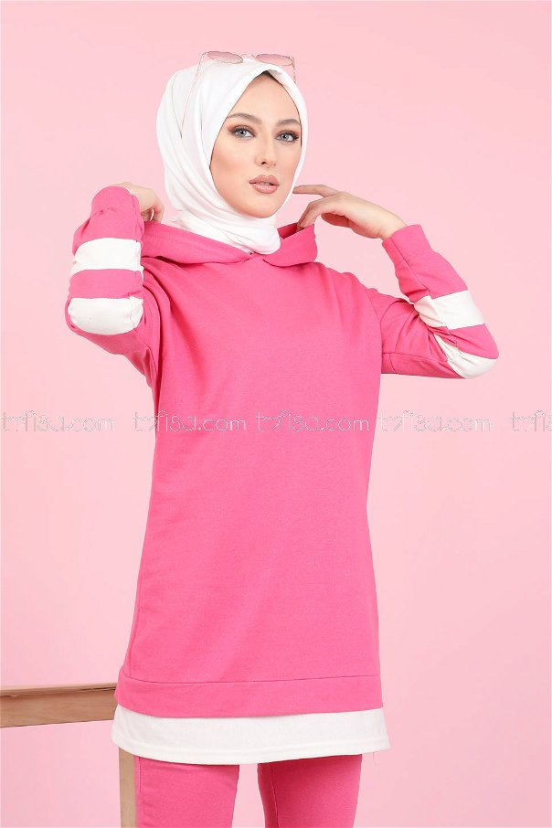 Tunic Pant Pink - 3024