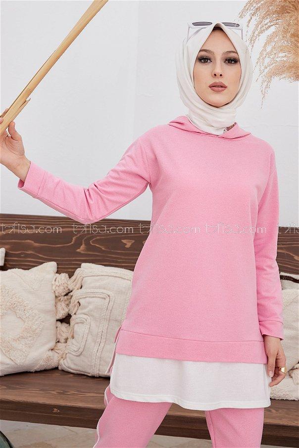 Tunic Pant Pink - 8330