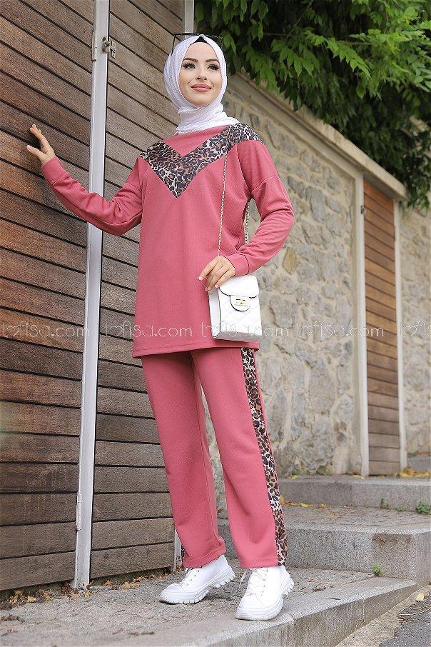 Tunic Pant Rose - 02 6997