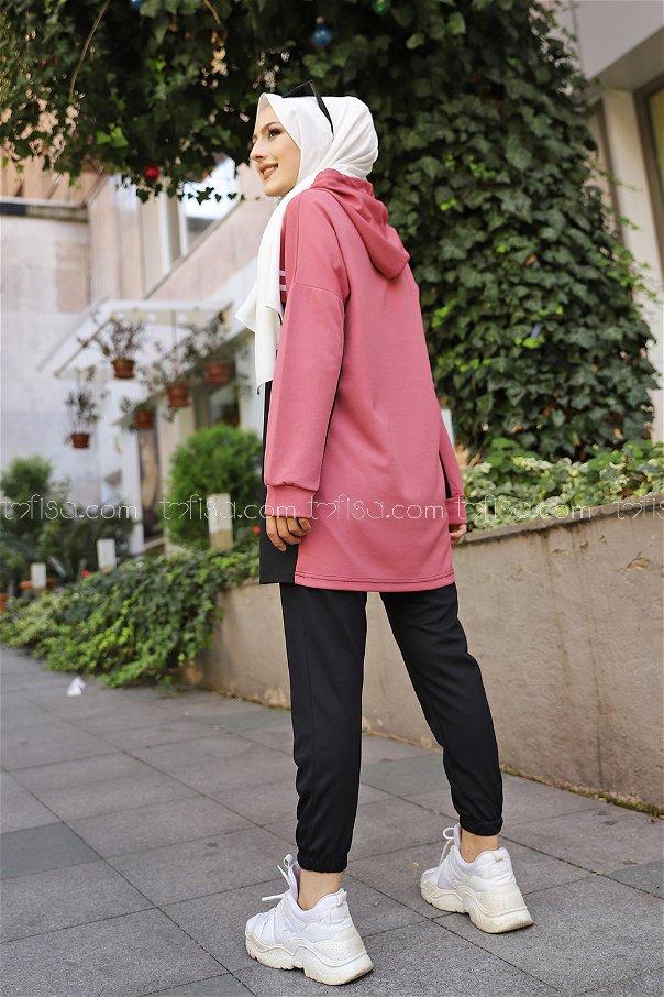 Tunic Pant Rose - 3302
