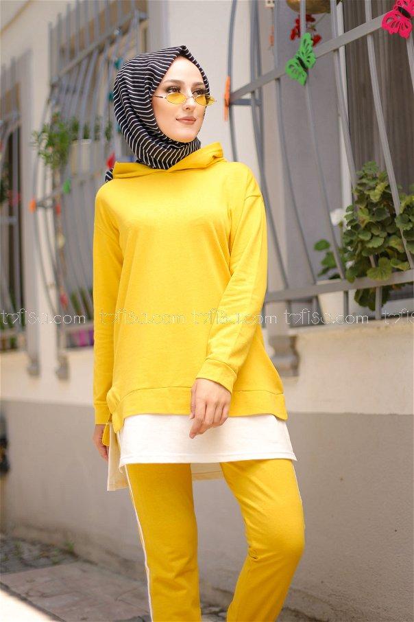 Tunic Pant Yellow - 8330
