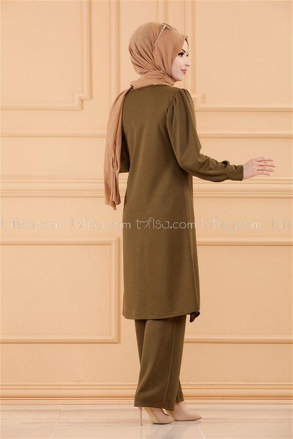 Tunic Pants KHAKI - 3682